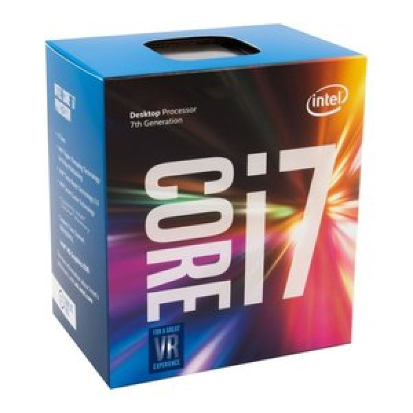 Intel Core i7 6700K 4 GHz 4 Kerne 8 Threads