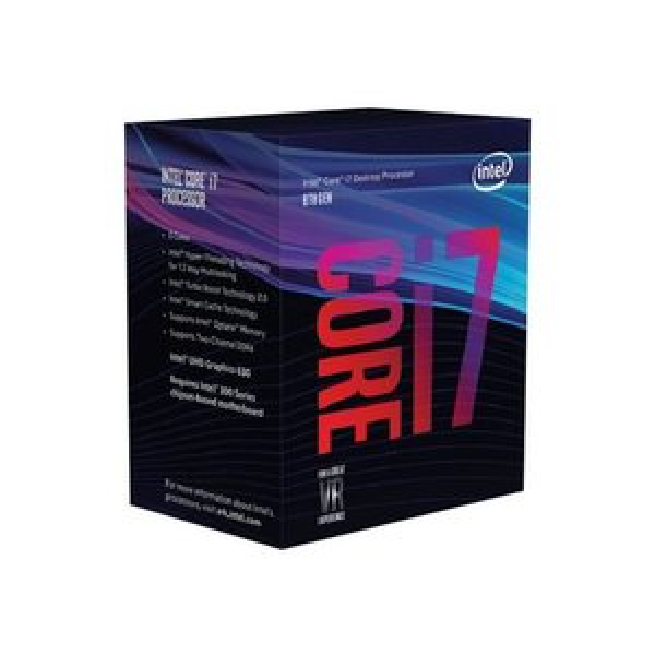 Intel Core i7 8700K 3.7 GHz 6 Core 12 Threads