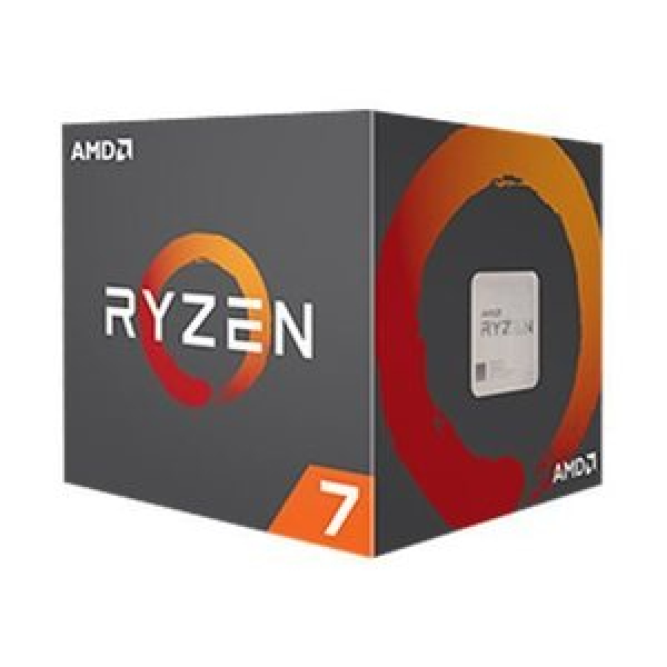 AMD Ryzen 7 1800X 3.6 GHz 8 Core 16 Threads